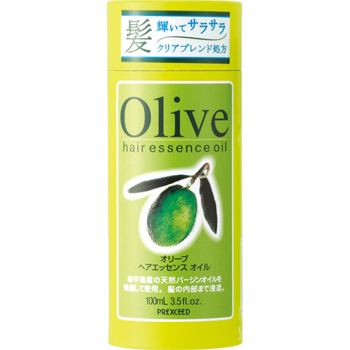 Olive Hair Essence Oil