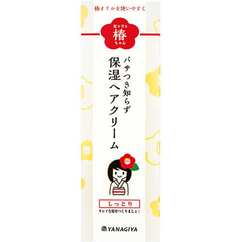 Premium Tsubaki-chan  Ultra moist hair moisturizing cream